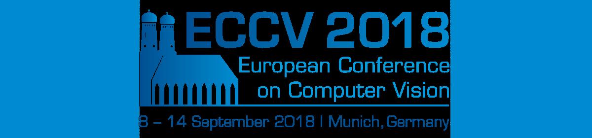 ECCV 2018